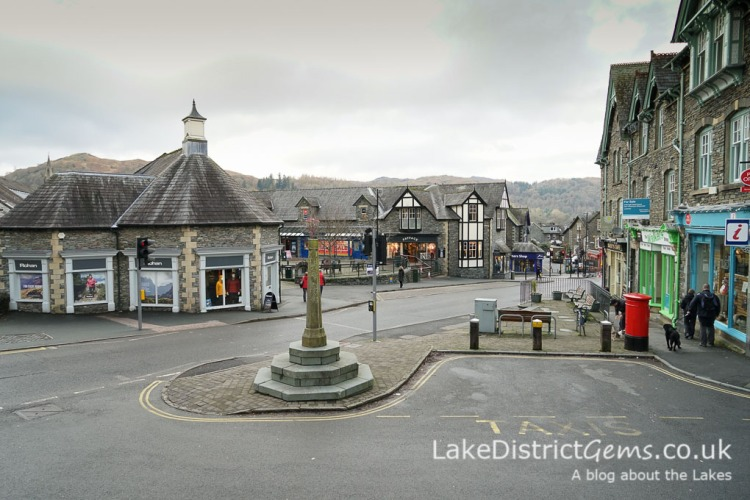 Market Cross, Ambleside