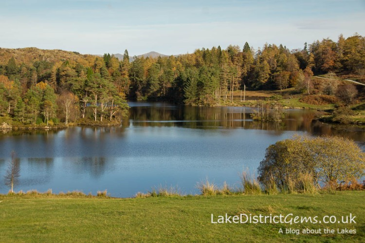Tarn Hows in autumn