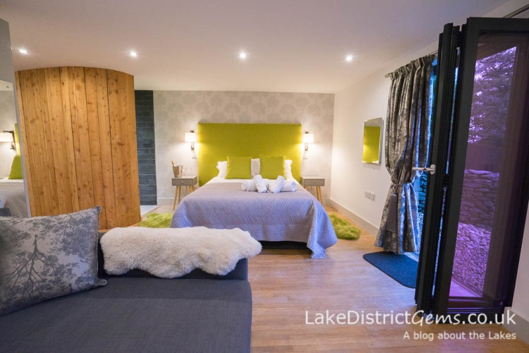 Suite 1 at the Domehouse, Bowness-on-Windermere