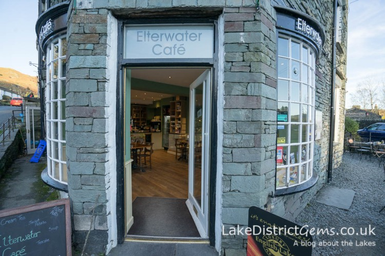 The Elterwater Café