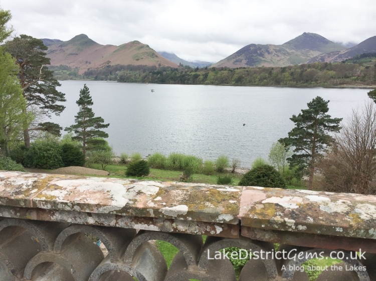 Derwentwater from Derwent Island House