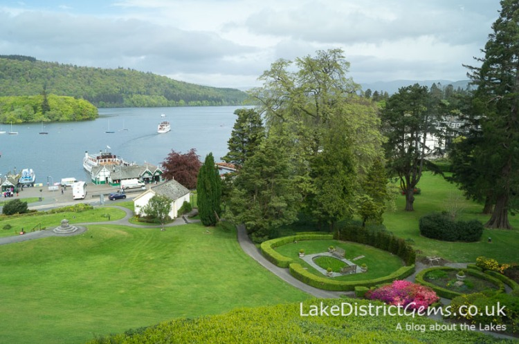 Windermere from the Laura Ashley Belsfield Hotel