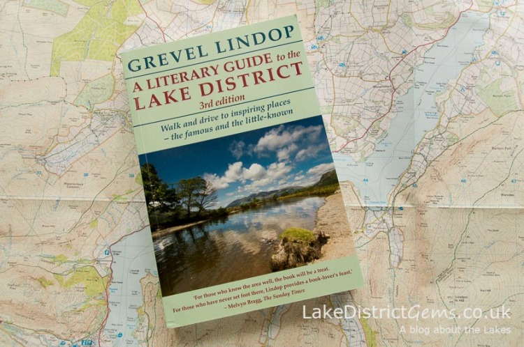 A Literary Guide to the Lake Districtc by Grevel Lindop
