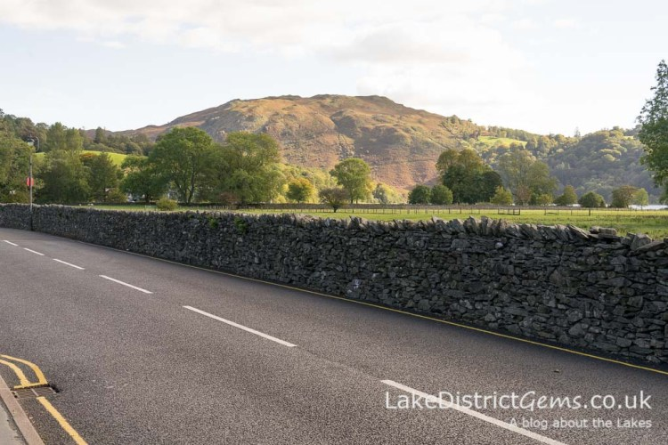 The road out of Grasmere