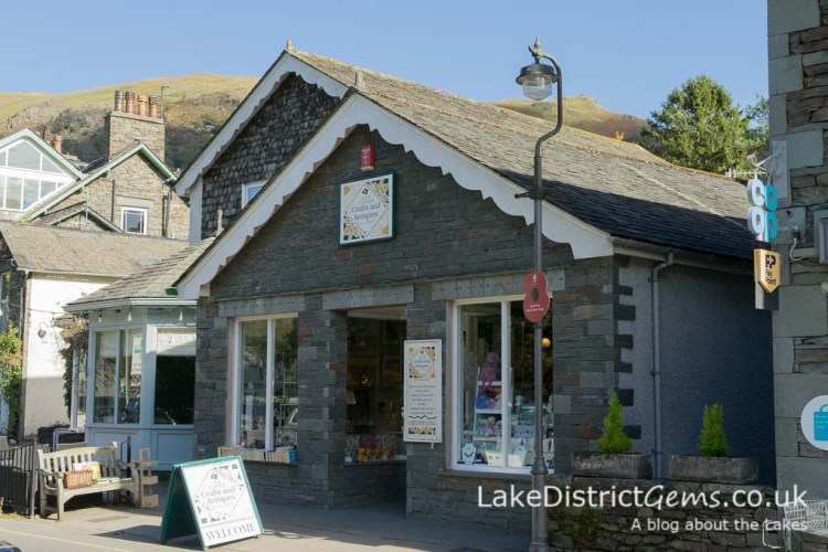 Shop in Grasmere