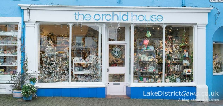 The Orchid House on Lake Road