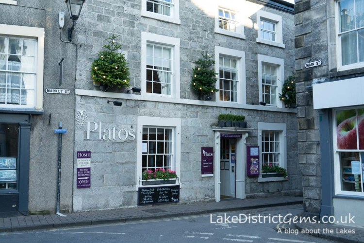 Plato's, Kirkby Lonsdale