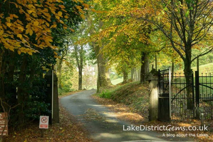 Lake-District-autumn-Holehird-gates