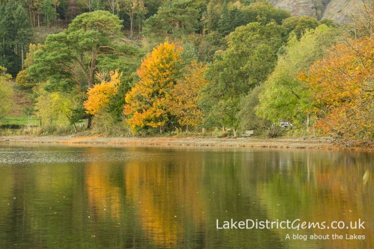 Monk Coniston in autumn